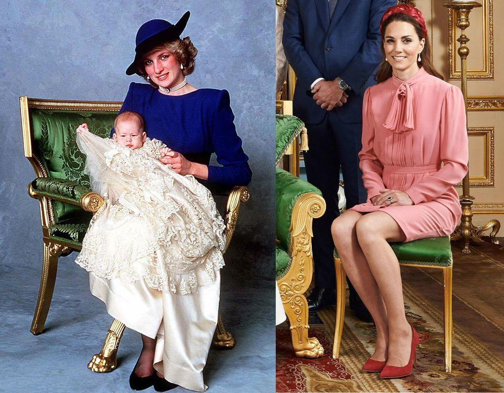 Catherine Middleton i princeza Diana - 9
