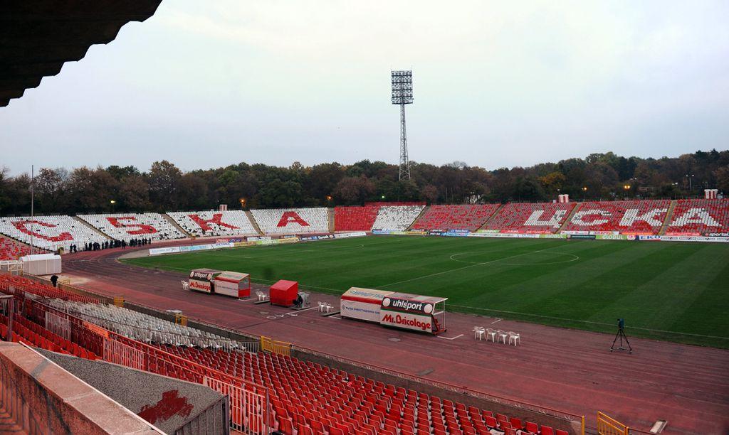 Stadion CSKA Sofije (Foto: AFP)