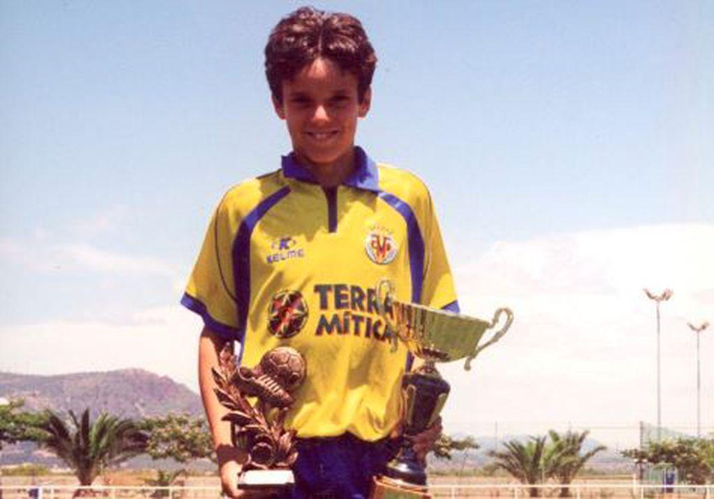 Roberto Bautista Agut kao nogometaš (Screenshot)