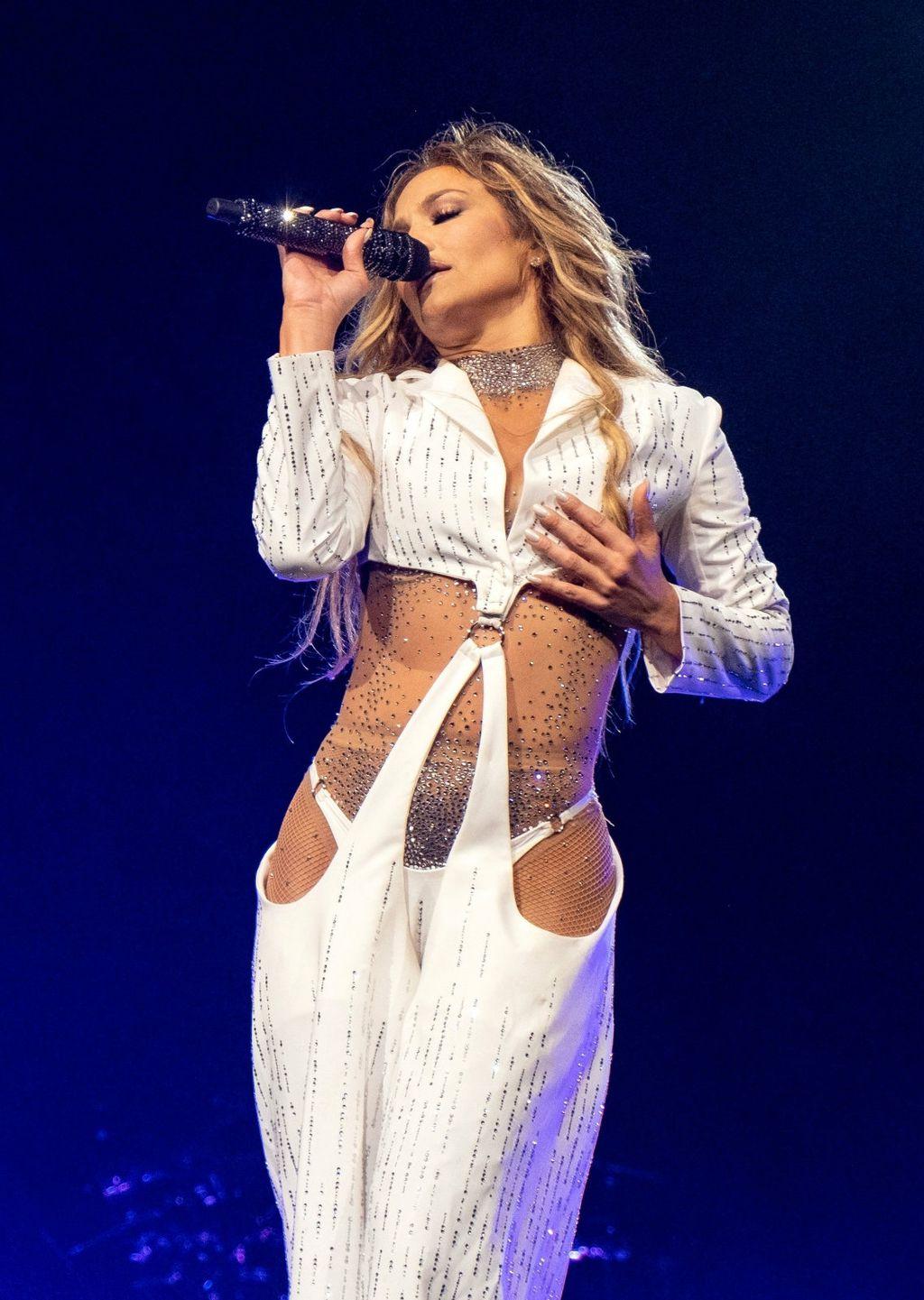Jennifer Lopez na turneji