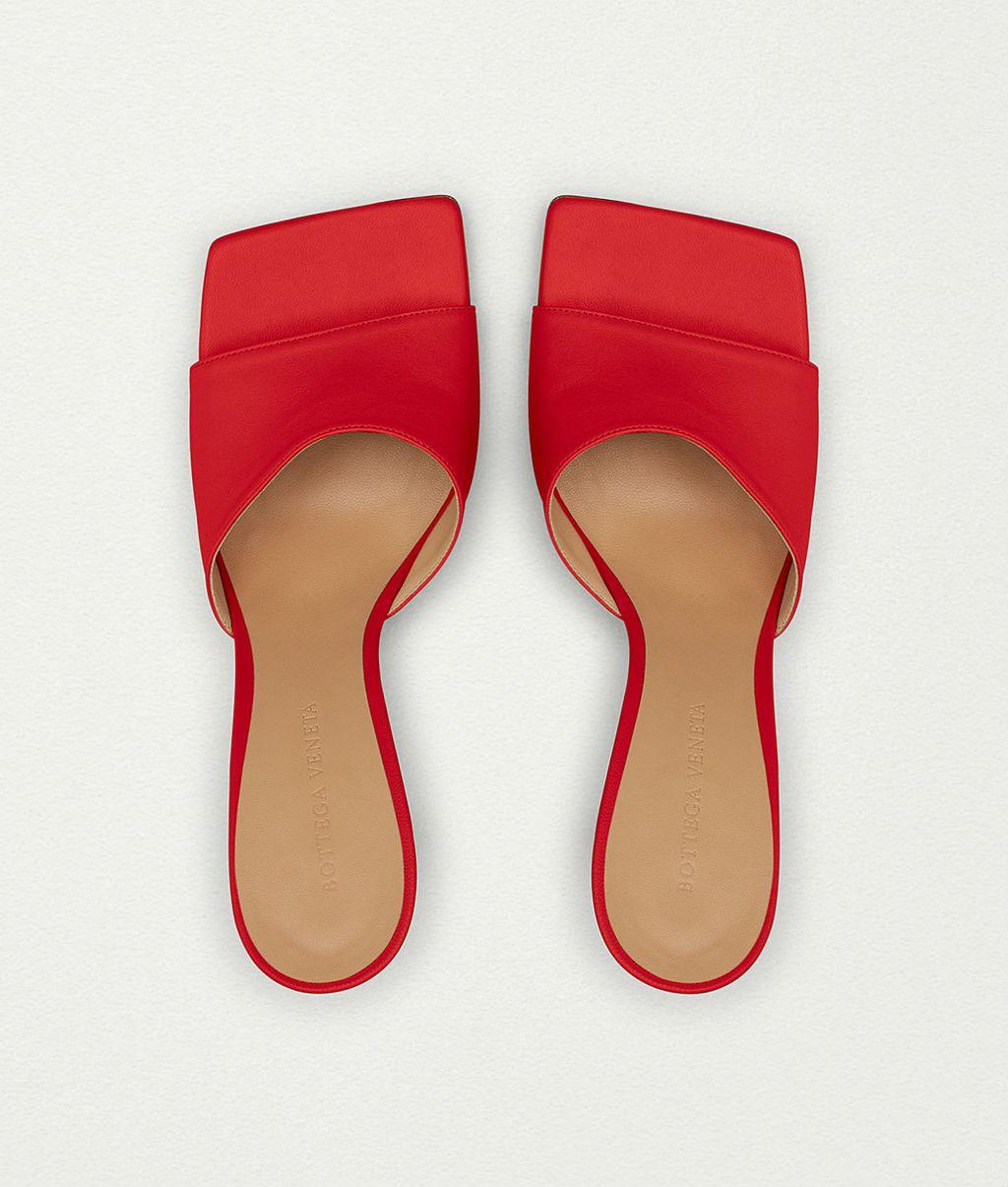 Sandale četvrtastog oblika Bottega Veneta - 7