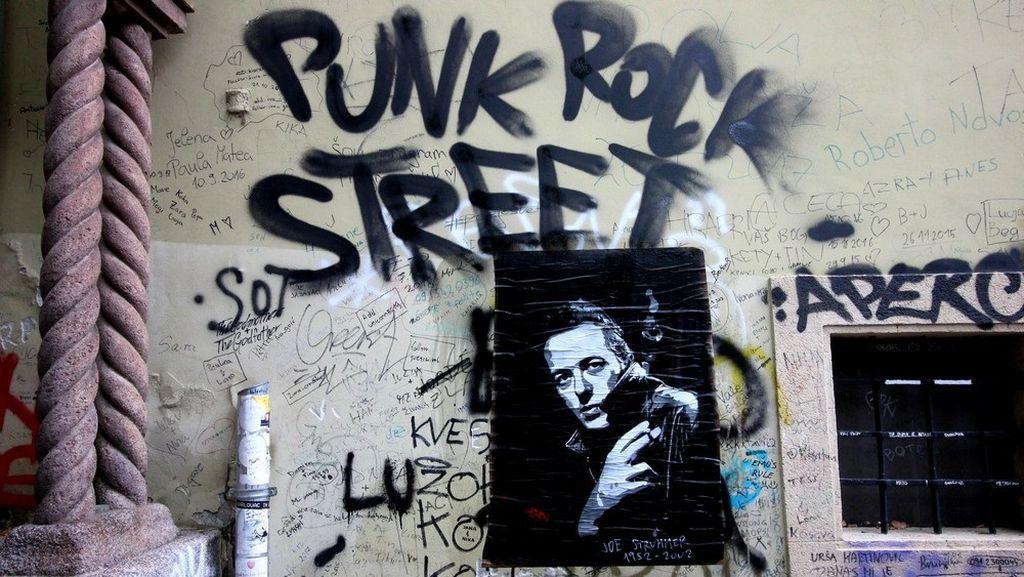 Zagreb je dobio Punk Rock ulicu - 7