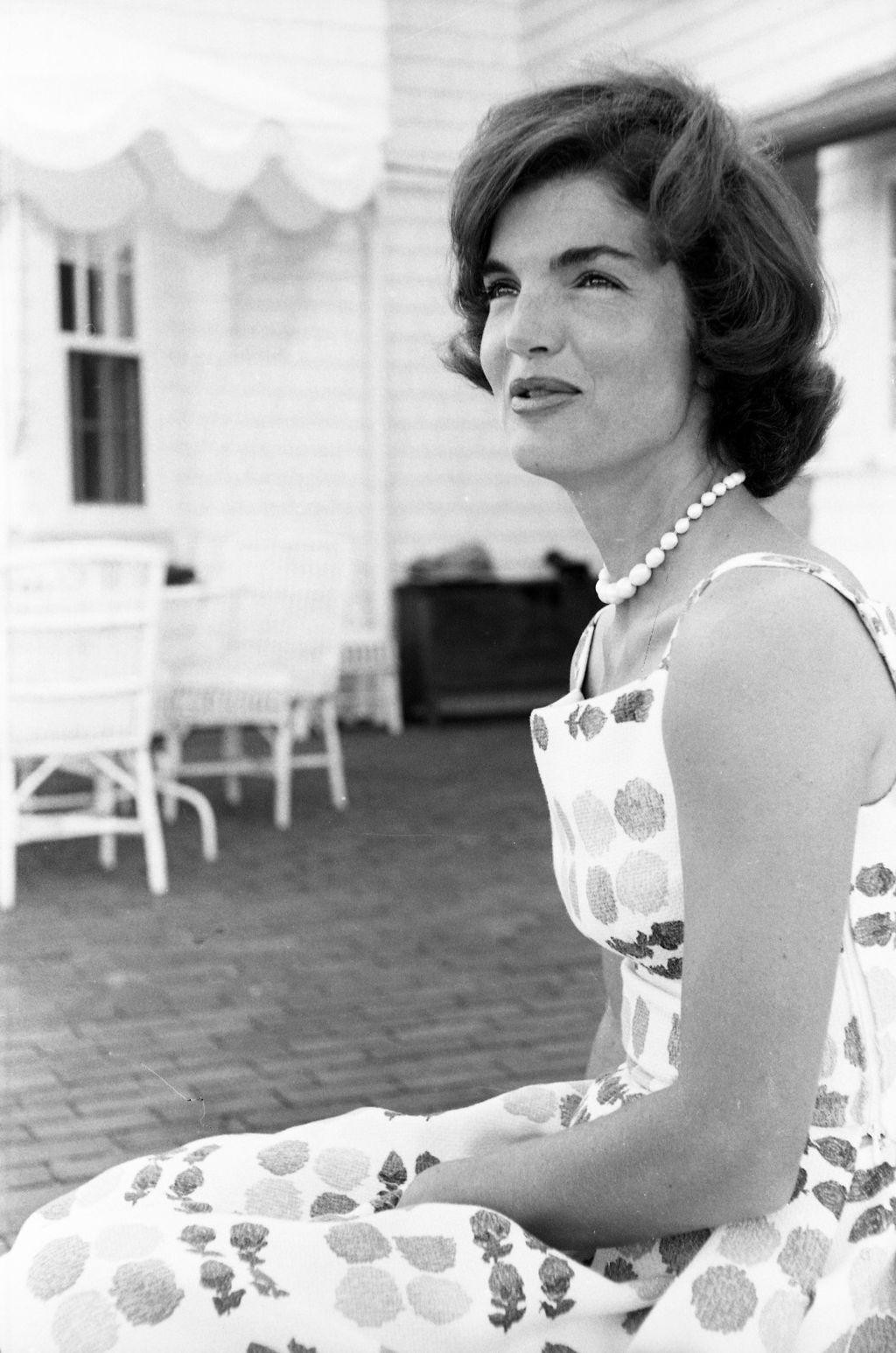 Jacqueline Kennedy - 1