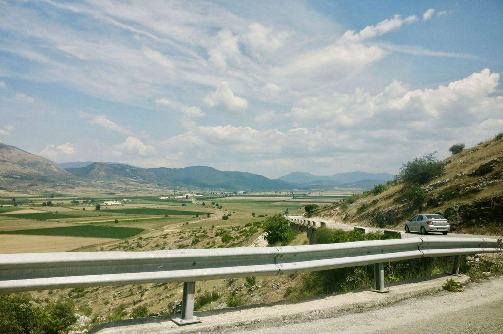 Albanija - Put prema unutrašnjosti