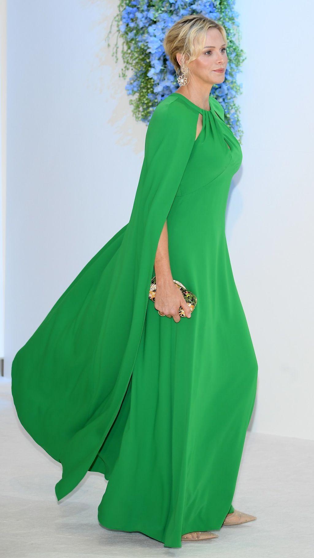 Princeza Charlene od Monaka u haljini za \'božice\' - 4
