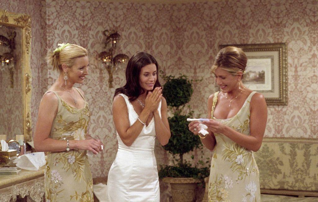 Phoebe Buffay najluckastiji je lik u seriji \'Prijatelji\' - 1