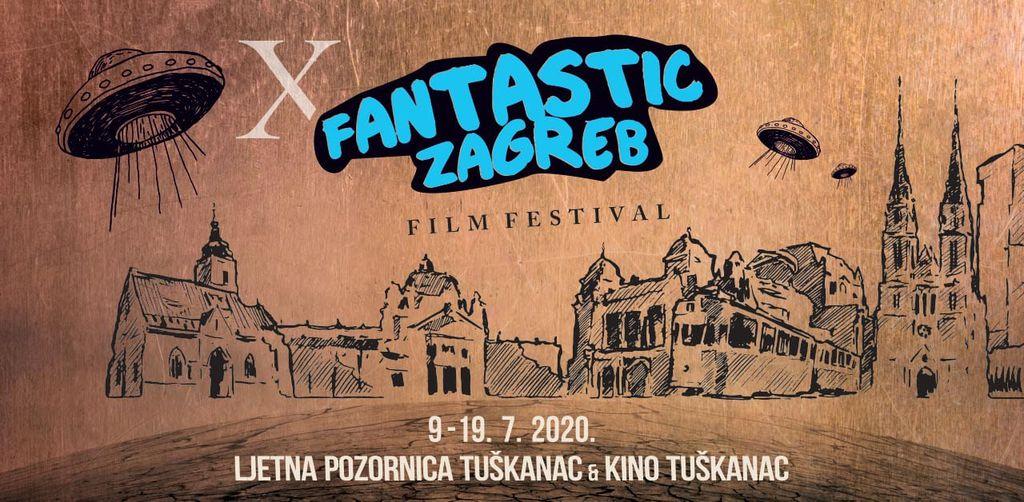 Bliži se 10. Fantastic Zagreb Film Festival.
