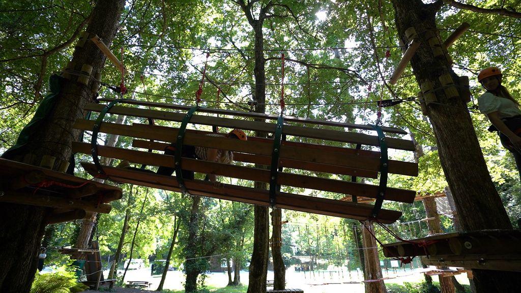 Adrenalinski park Duboka, Velika