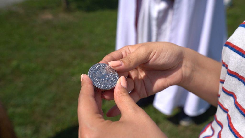 U Pakracu se kovao prvi novac u Hrvatskoj