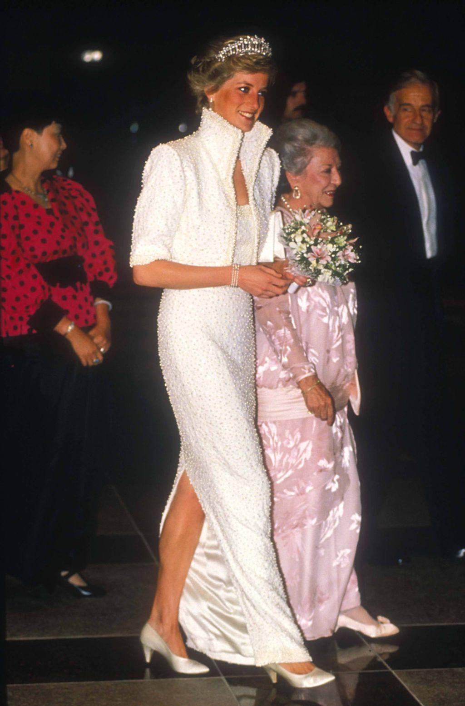 Princeza Diana u Elvisovoj haljini
