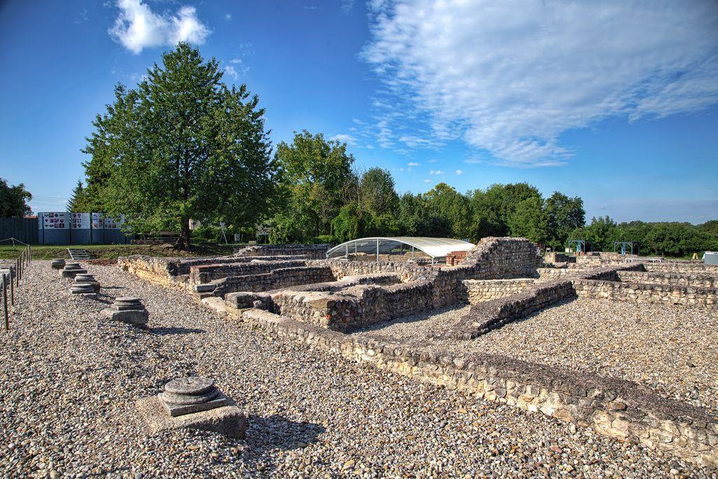 Arheološko nalazište Andautonija
