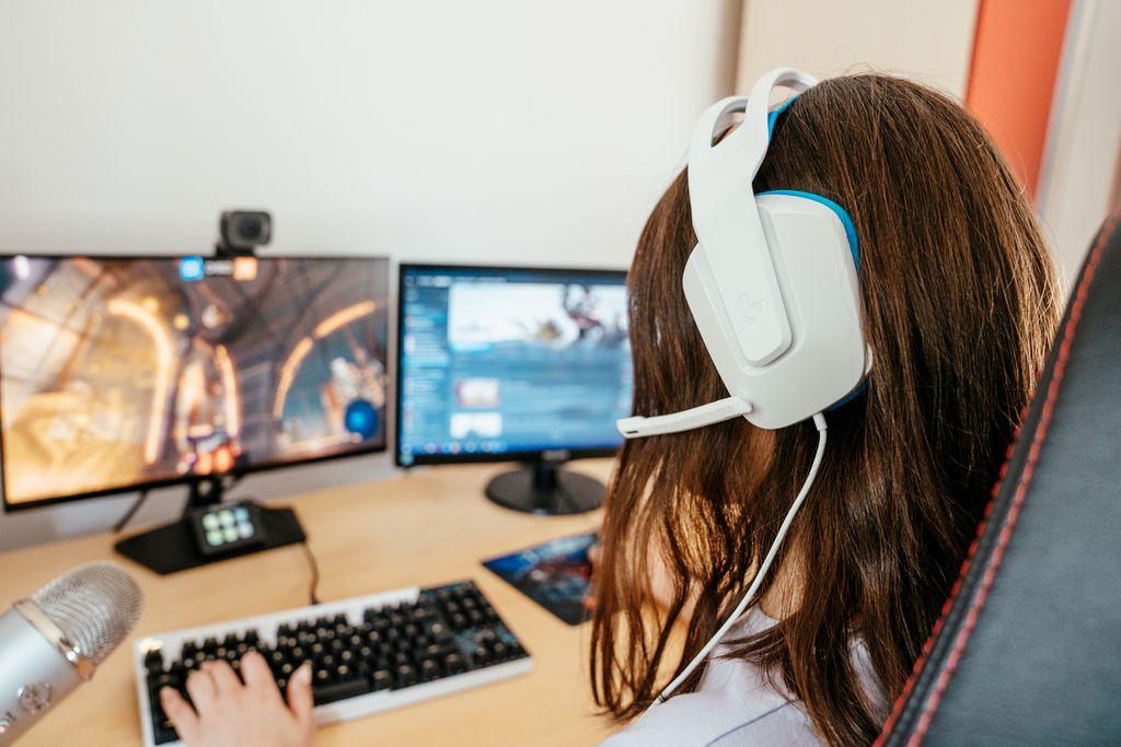 Računalna perfierija izrazito je važna kod igranja video igara