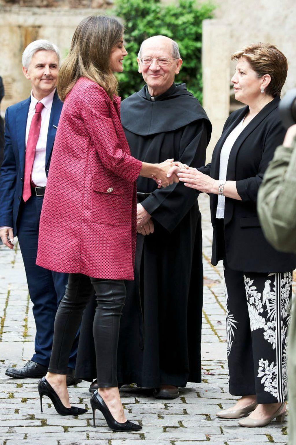 Kraljica Letizia na seminaru - 2
