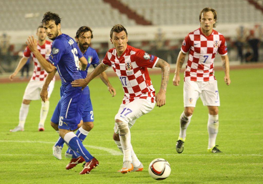 Hrvatska - Italija (Foto: Ivo Cagalj/PIXSELL)