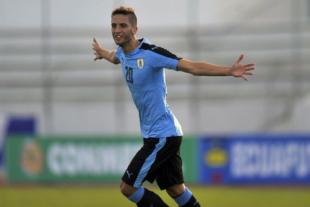 Rodrigo Bentancur (Foto: AFP)