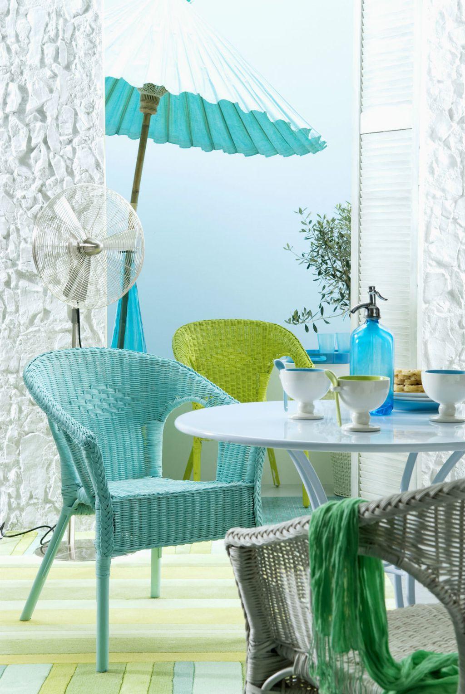 Tirkizna boja u uređenju interijera djeluje svježe, opuštajuće i jako lijepo - 9