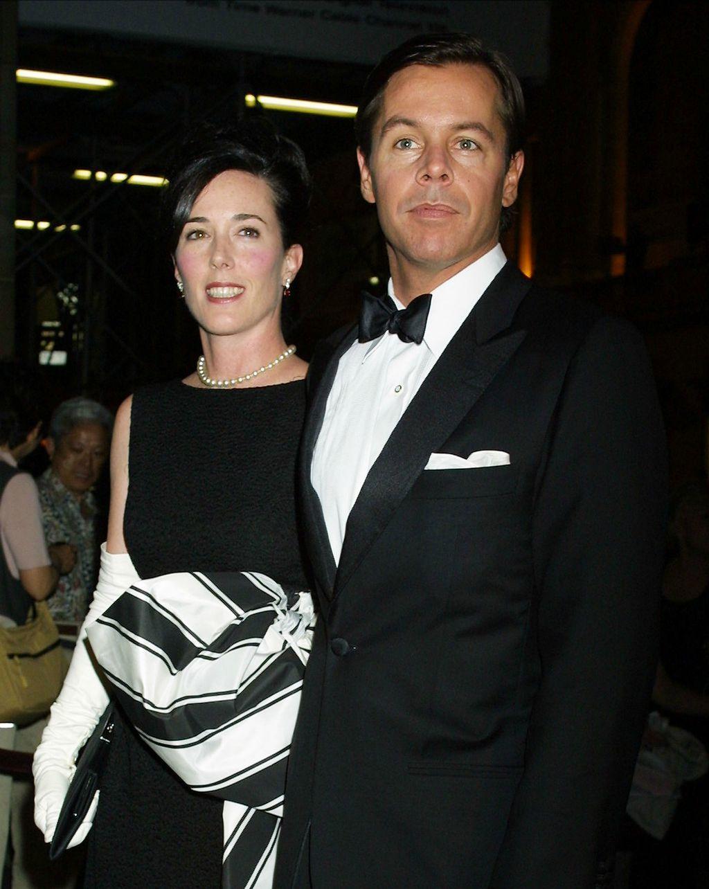 Kate Spade sa suprugom Andyjem 2003. godine