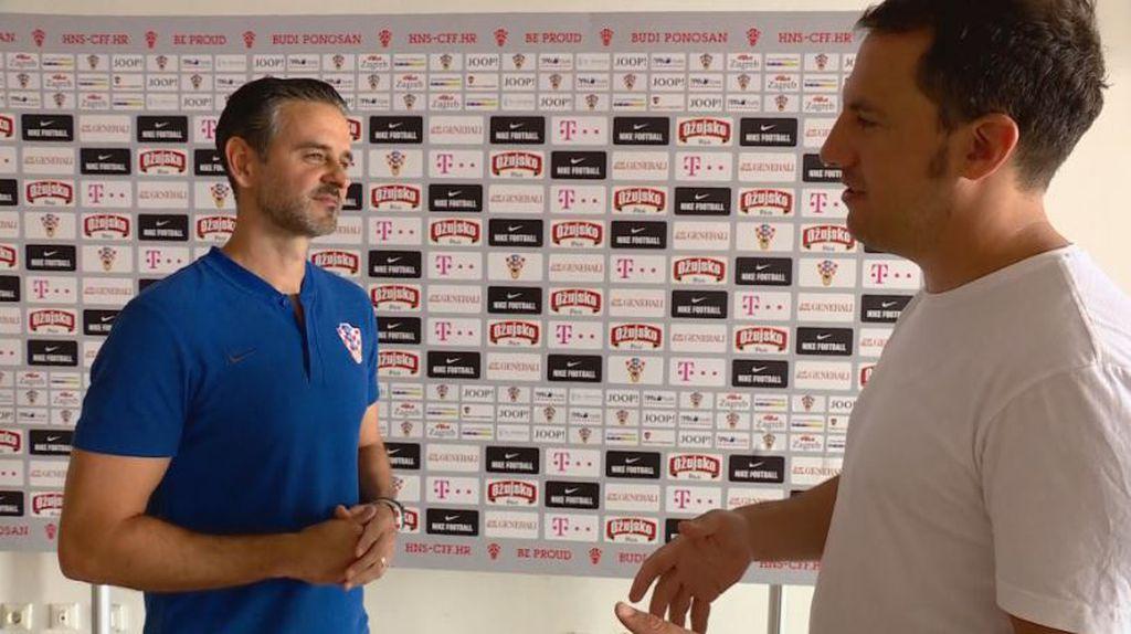 Luka Milanović i Stipe Sladoljev (Foto: GOL.hr)