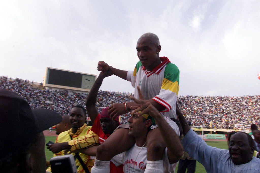 El Hadji Diouf (Foto: AFP)