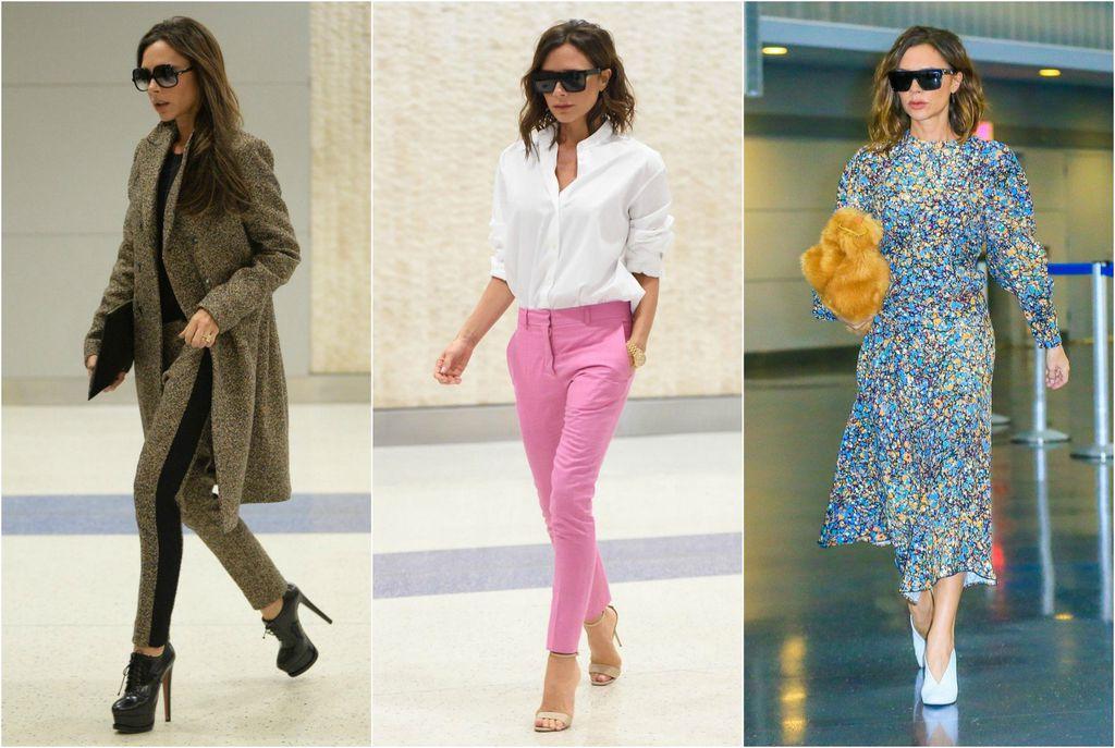 Za Victoriju Beckham aerodromi su modna pista