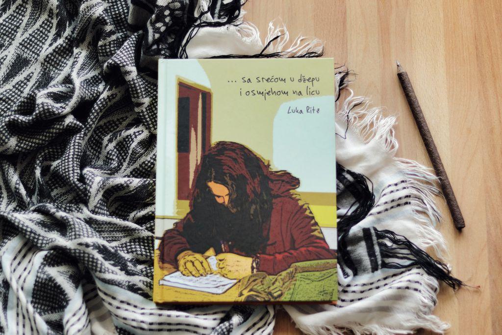 Crteže i zapisi Luke Ritza objavljeni su u knjizi