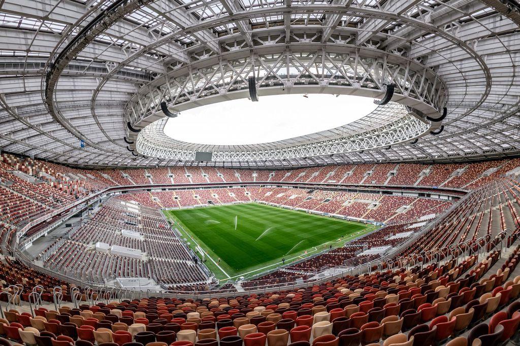 Stadion Lužniki Foto: AFP)