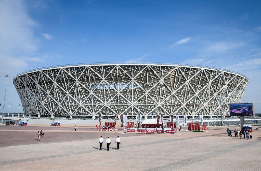 Volgograd Arena (Foto: AFP)
