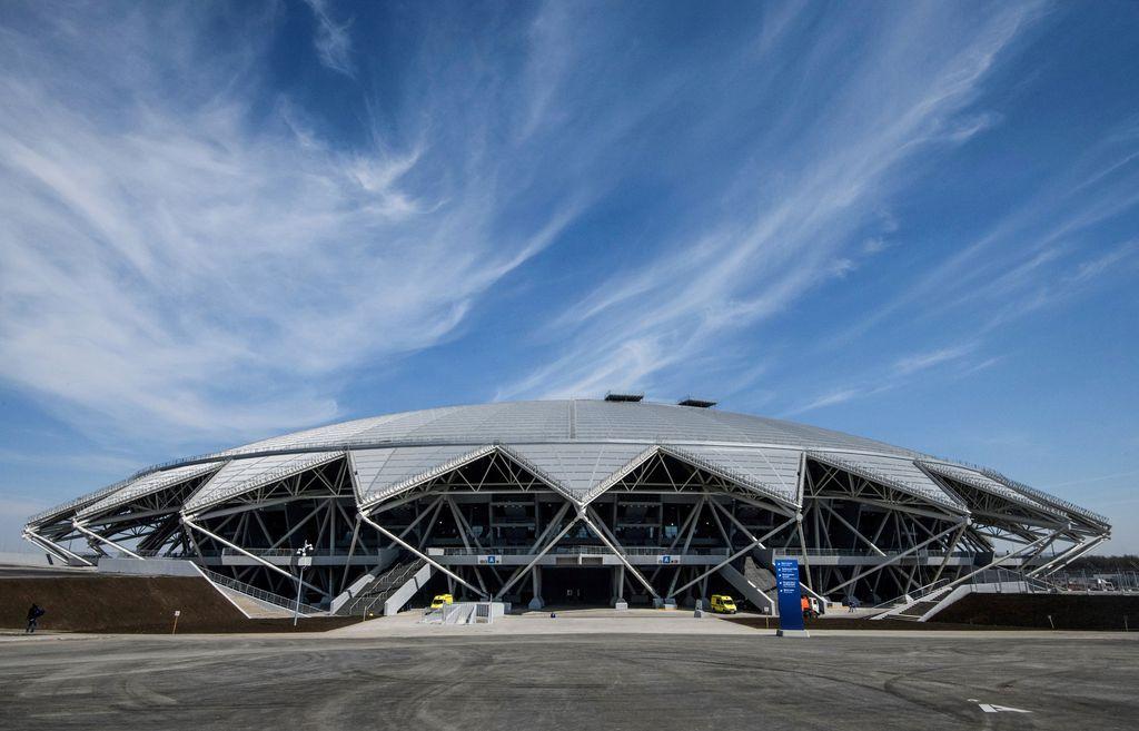Kozmos Arena (Foto: AFP)