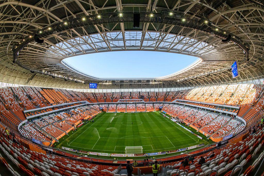Mordovia Arena (Foto: AFP)