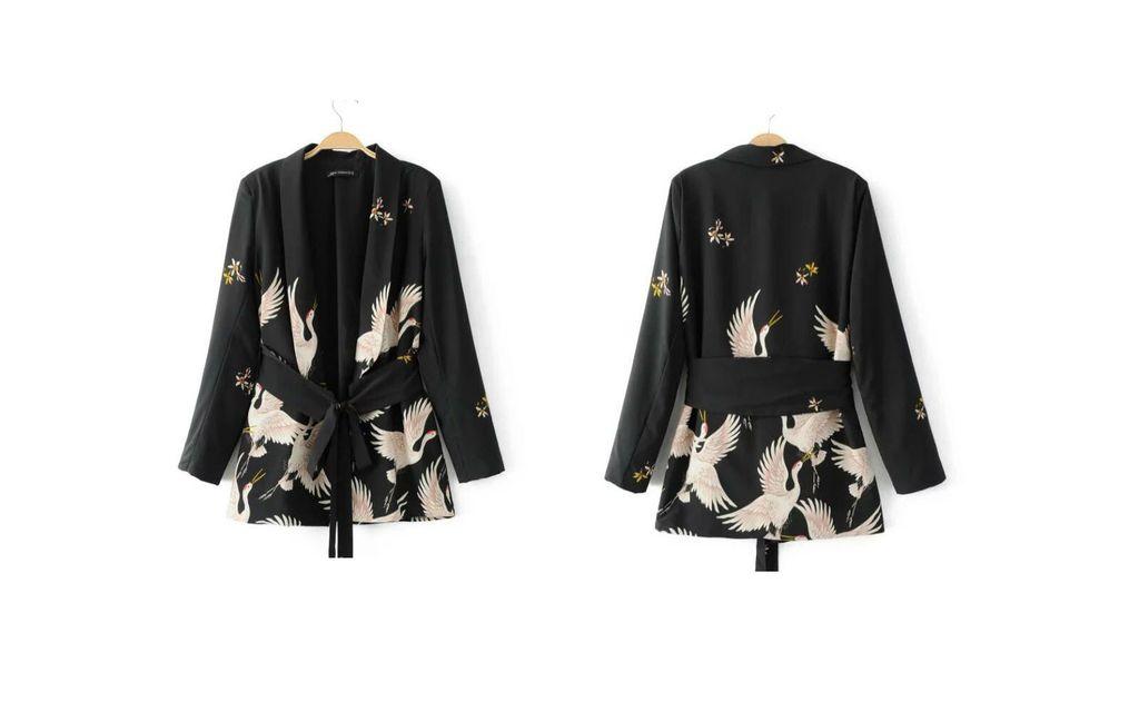Zara sako-kimono