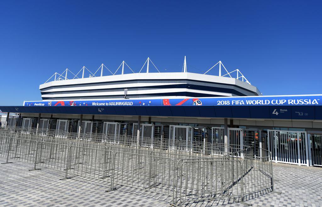 Baltika Arena u Kalinjingradu (Foto: AFP)