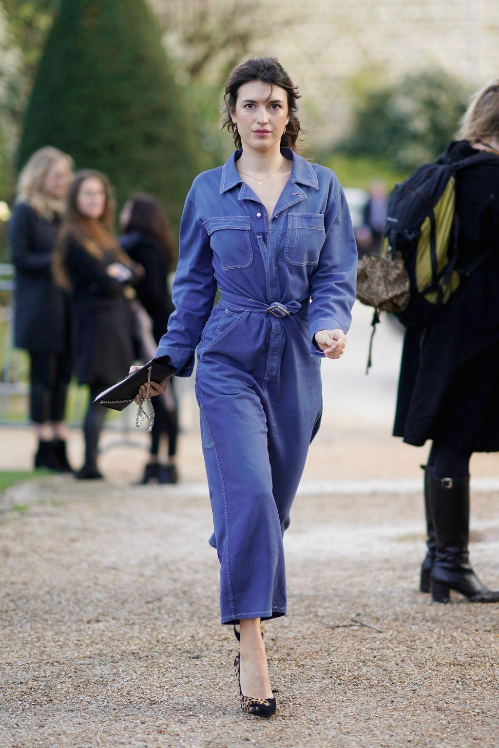 Jeanne Damas, nova francuska stilska ikona, preferira udobnu odjeću za posao