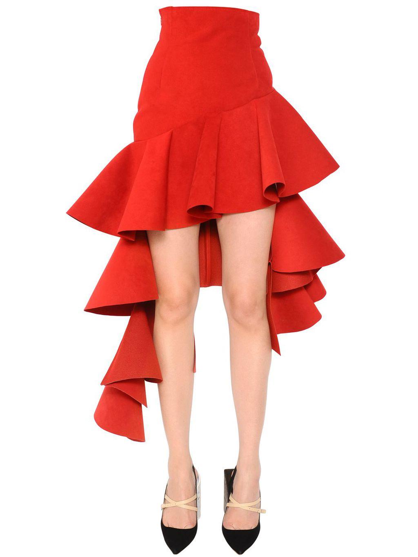 Jacquemus suknja