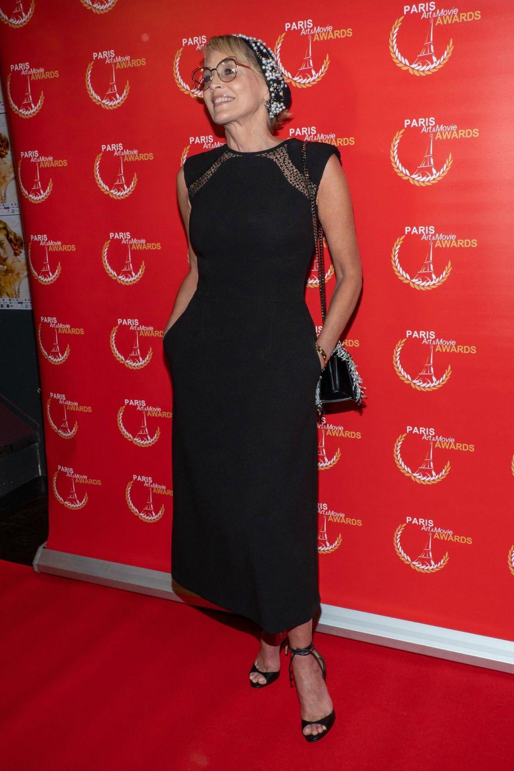 Sharon Stone na dodjeli nagrada PAMA - 2
