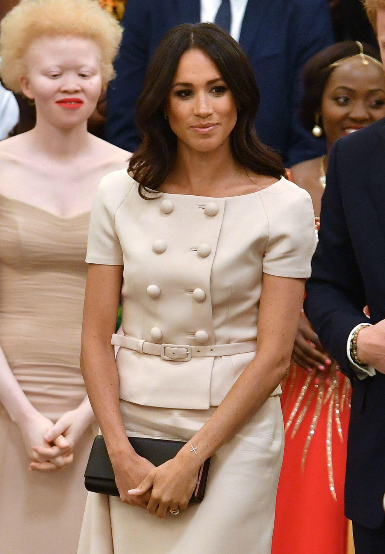 Vojvotkinjina suknja zgužvala se nakon sjedenja