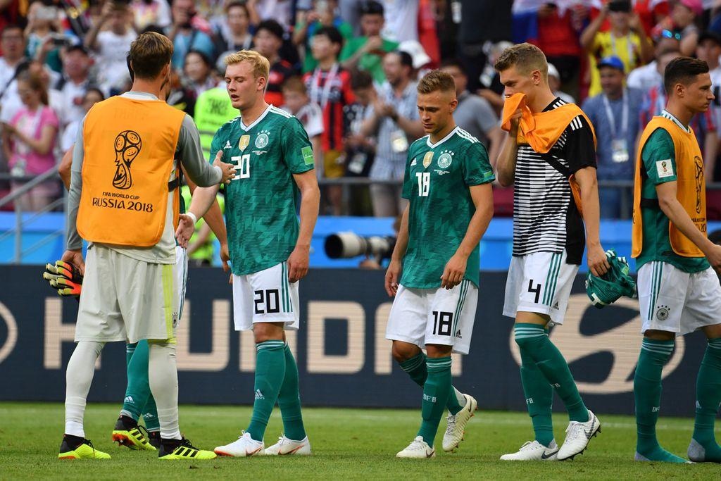Nijemci odlaze kući (Foto: AFP)