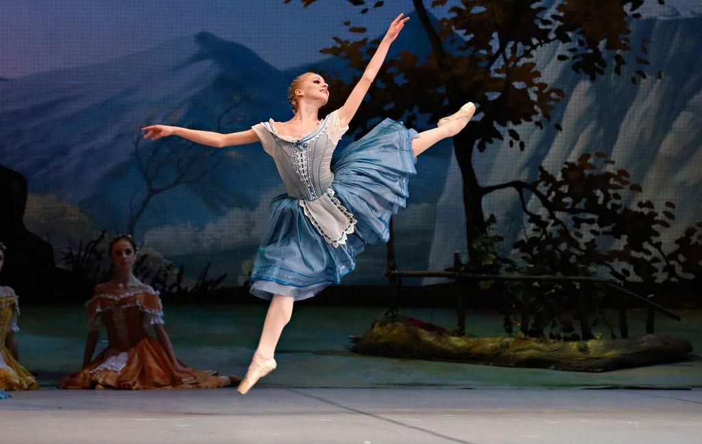 \'Giselle\' u izvedbi baleta Mikhailovsky Ballet iz St. Petersburga