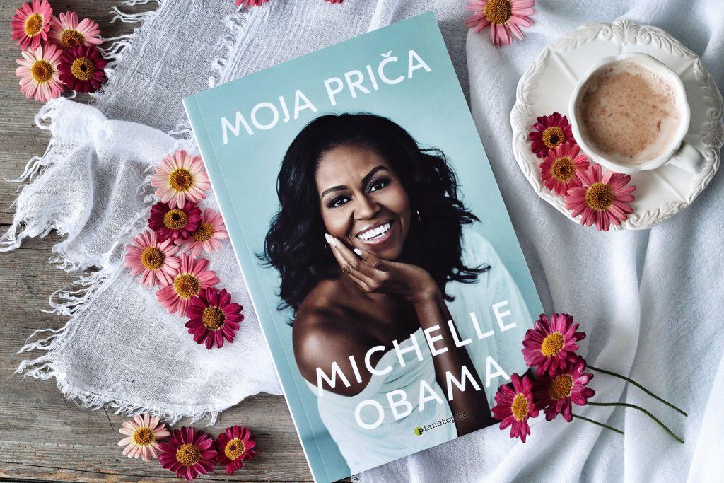 Michelle Obama: Moja priča