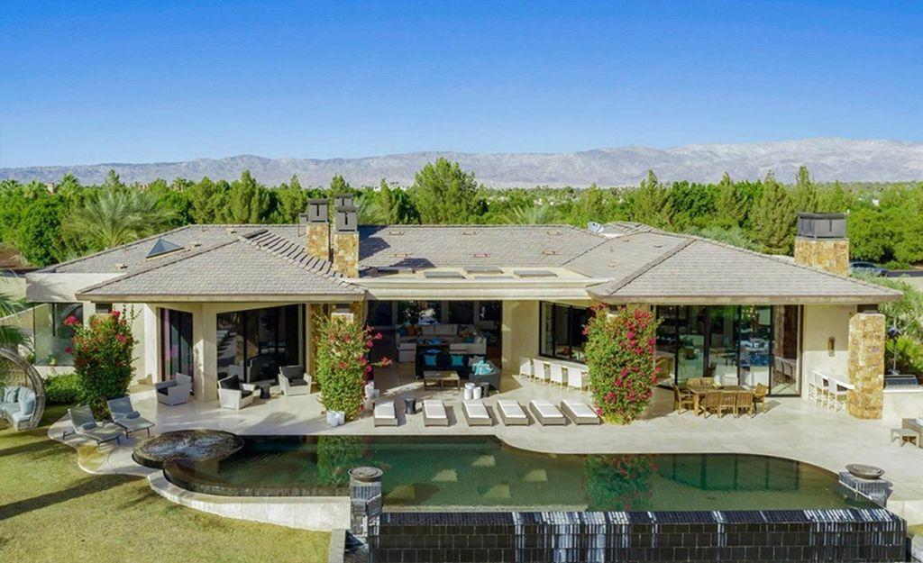 Nova kuća Cindy Crawford i njezinog supruga Randea Gerbera - 6