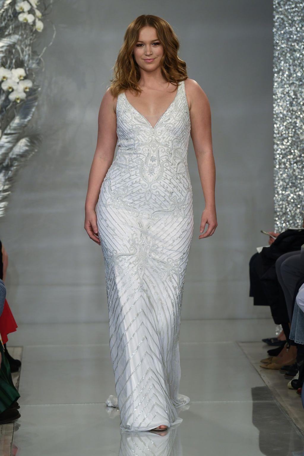 Vjenčanice s modnih pista - 4