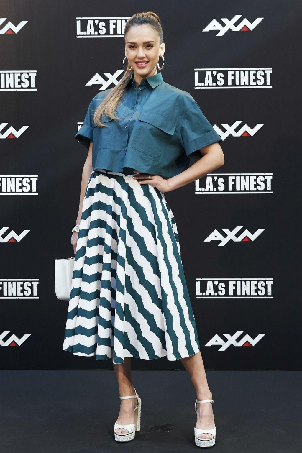 Jessica Alba u zanimljivom ljetnom izdanju koji je privukao mnoge poglede
