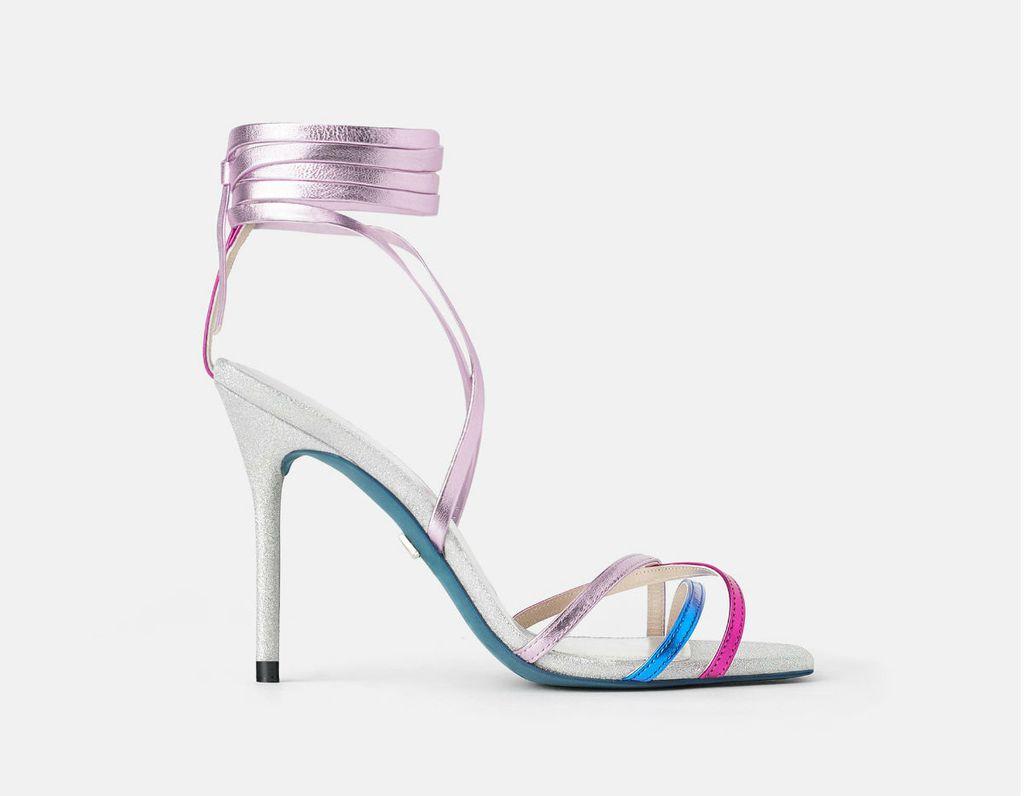 Sandale s visokom potpeticom za izlaske i posebne prilike - 2
