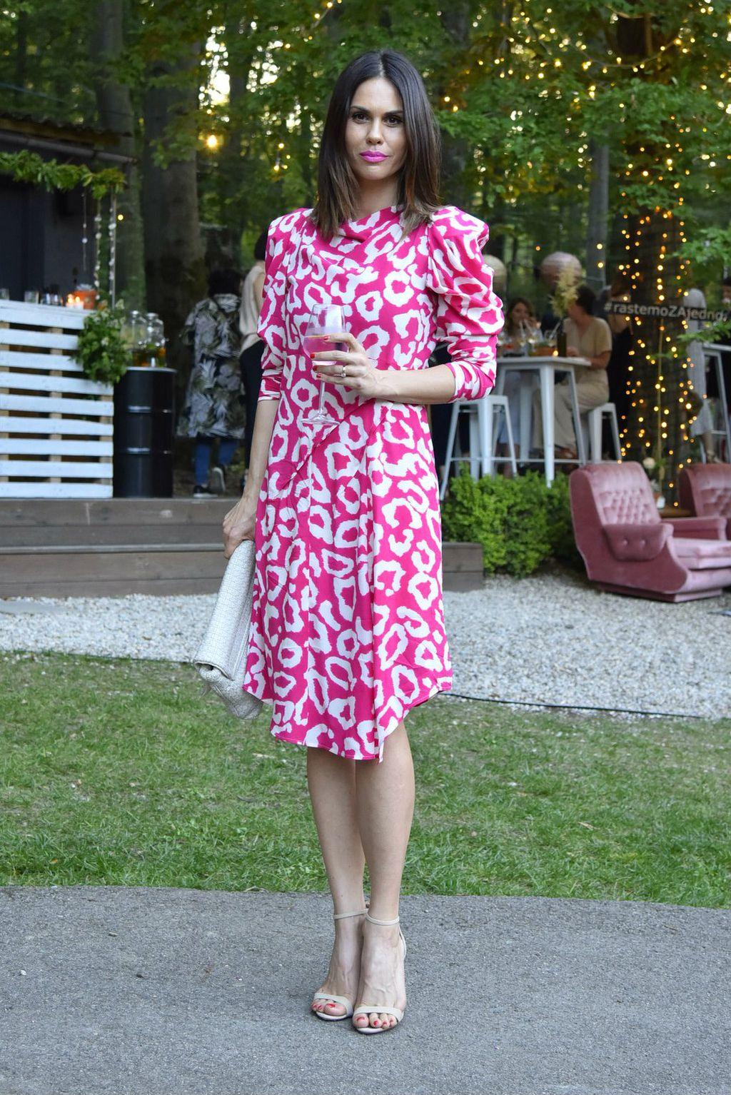Viktorija u haljini Isabel Marant