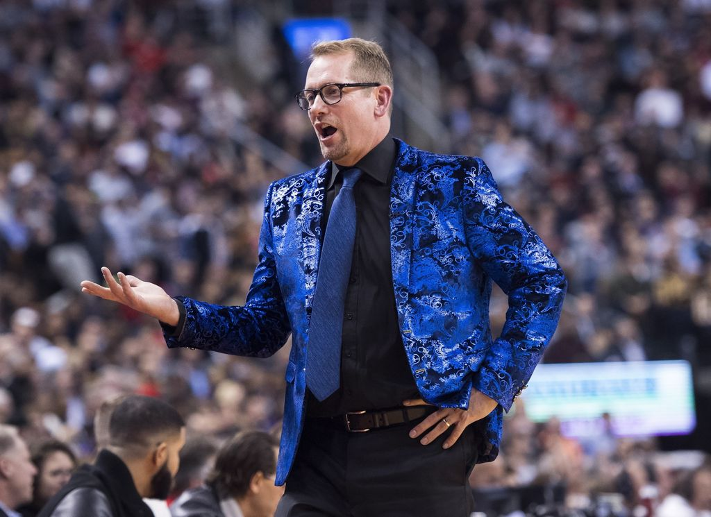 Nick Nurse (Foto: Nathan Denette/Press Association/PIXSELL)