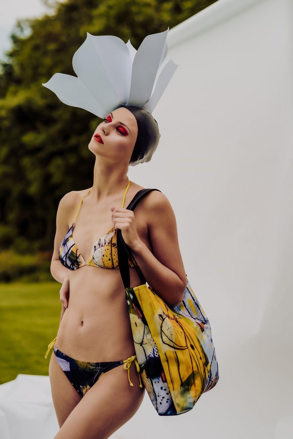 Mirna Sišul dizajnirala je kolekciju kupaćih kostima, torbi, tunika i majica - 4