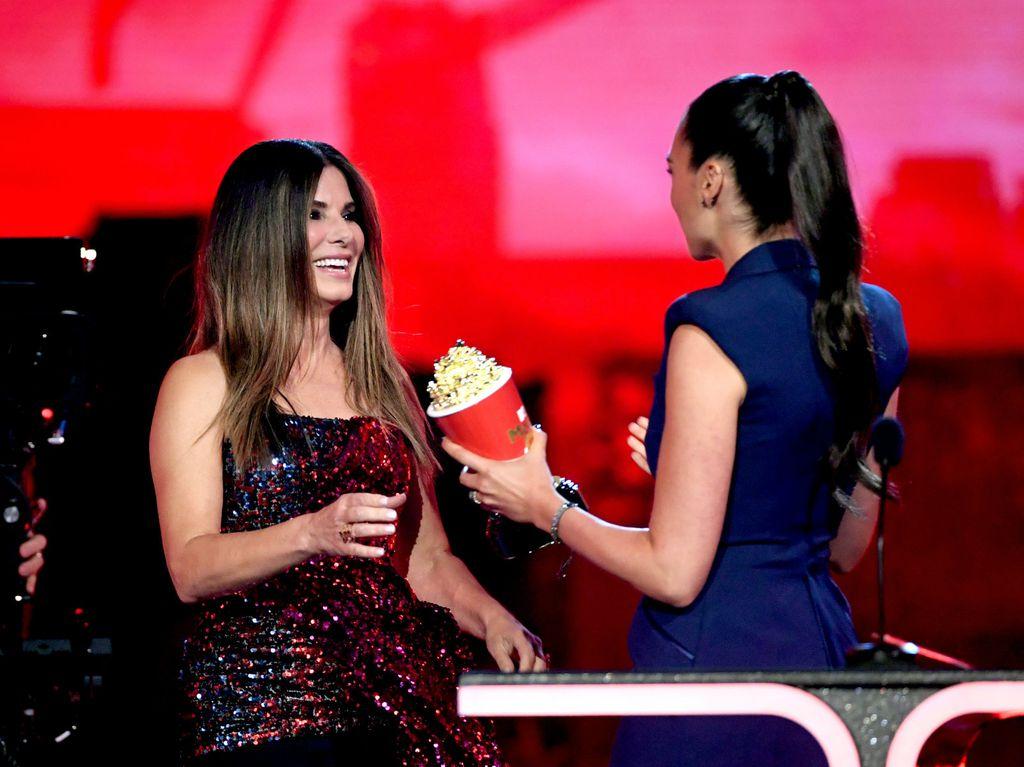 Sandra je osvojila nagradu za najstrašniju izvedbu