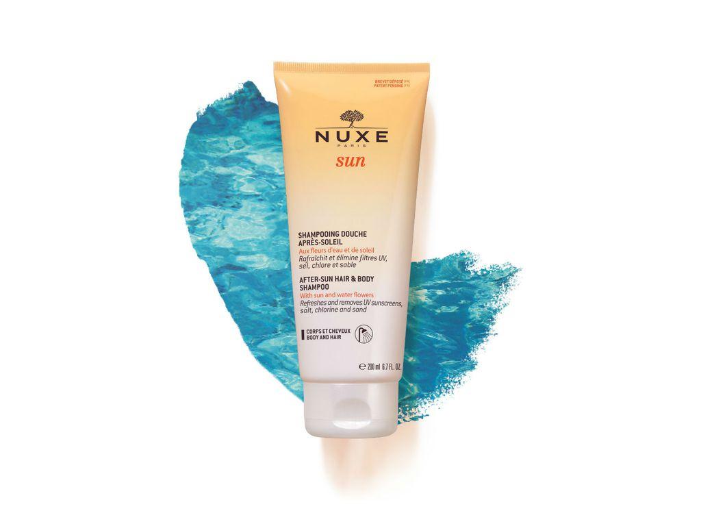 NUXE sun nježni šampon za tijelo i kosu poslije sunčanja