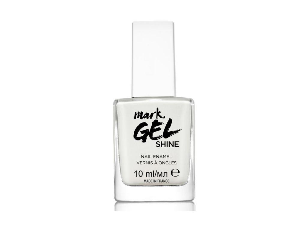 Avon Mark Gel Shine lak za nokte, Iceberg White, 25,90 kn