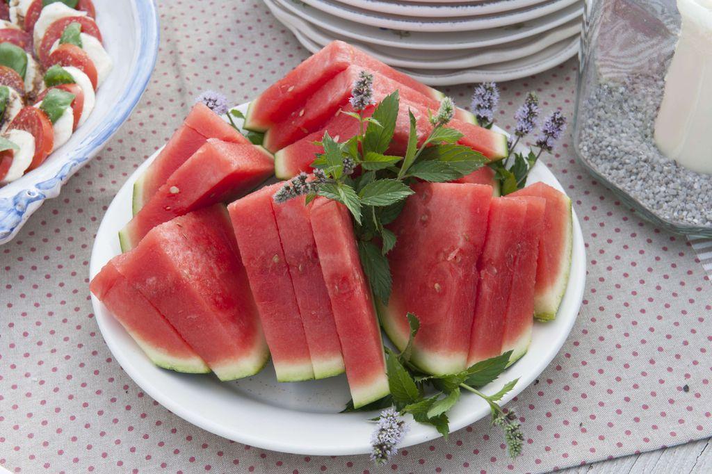Hladna lubenica najbolje je osvježenje tijekom vrućih dana