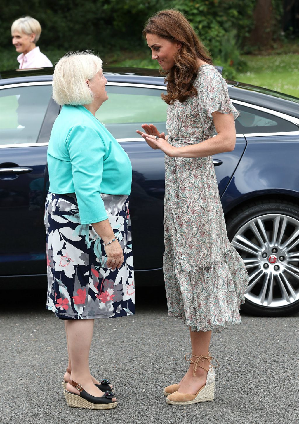 Catherine obožava nositi ove espadrile